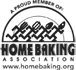 proud member of Homebaking Association logo